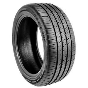 2 Pair Force Uhp 245 45r18 100y Xl A S High Performance Blem Tires