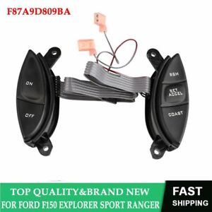 Steering Wheel Cruise Control Switch For Ford Explorer Sport Trac Ranger 1998 05