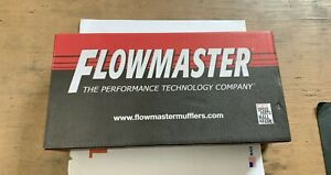 Flowmaster 40 Series 3 Os In 2 5 Dual Out Street Performance Mufflers 430402