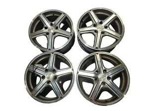 2002 Chevy Camaro 17x7 5 Ar883 American Racing Alloy Rims Wheels Set Of 4 used