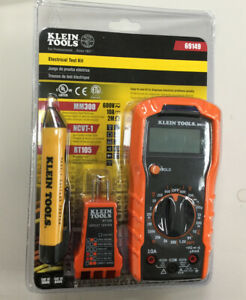 Klein Tools 69149 Electrical Test Kit