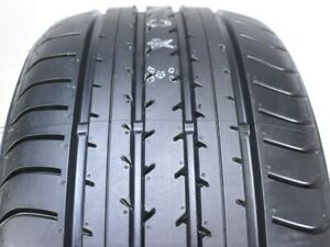 2 New Dunlop Sp Sport 2050 255 40r18 95y oe Performance Tires