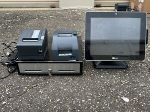 Ncr Aloha Pos 2 Year Old Computer System