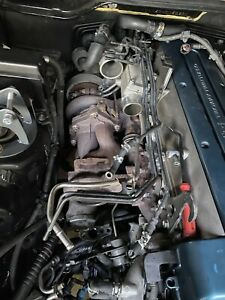 Toyota Aristo 2jz Gte Vvti Oem Twin Turbos Only The Twin Turbos For Sale