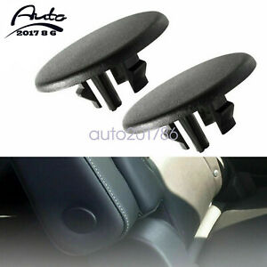 2pack Armrest Arm Rest Cover Caps For Chevy Tahoe Suburban Cadillac Escalade New