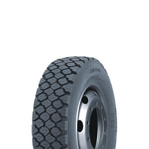 4 New Goodride Cm986 245 70r19 5 Load H 16 Ply Drive Commercial Tires