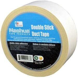 Nashua Tape 1 89 In X 19 7 Yds 105c Double Stick Duct Tape