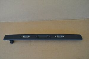 Oem New Volvo Xc60 Tail Gate Handle Trunk Lid Push Button Lights 30753341 Rear