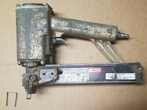 Duofast Pneumatic Stapler Model 1748a Used Tested Works