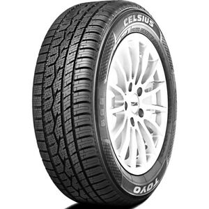 Toyo Celsius 235 75r15 105s A s All Season Winter Safety Driving Tire
