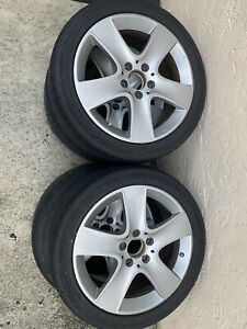 17 Wheels Rims Fits Mercedes Benz Cla 250 Used Tires Included