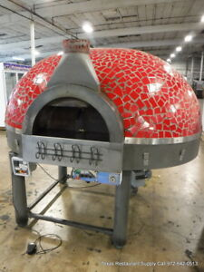 Pavesi Joy 130 Twister Rotating Pizza Oven Year 2016 3 Years Old