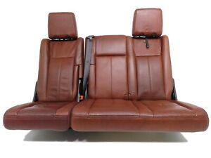 Ford Expedition King Ranch 3rd Row Rear Bench Seat 2009 2014