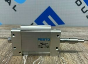 Lot Of 4 Festo Dzf 18 10 pa s2 Pneumatic Cylinder