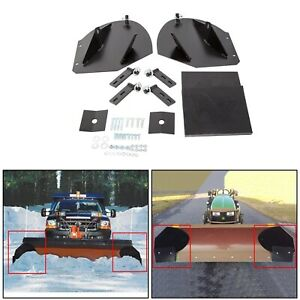 20 Snow Plow Blade Wing Extensions Extenders For Pw22 Pro Wings Wing Heavy Duty