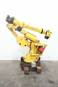Ge Fanuc S 900iw Robot Arm 400kg Payload
