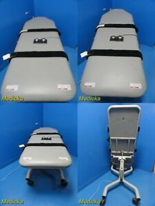 Colin Medical Cm6121 tb Power Tilt Table W Foot Switch 350 Lbs Capacity 20204