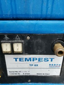 Tempest X8 Carpet Extractor used no Issue work Great