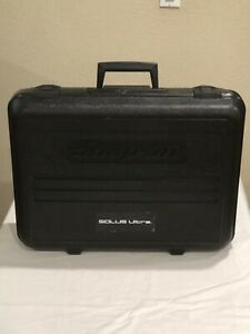 Snap on Storage Carrying Case For Solus Ultra Scanner hard Plastic