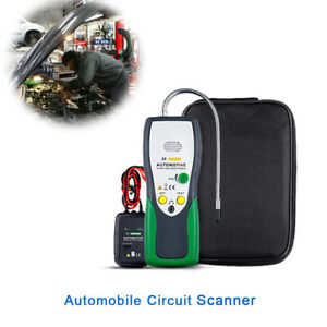 4in1 Automotive Wire Finder Short Open Circuit Tester Cable Car Scanner Digital