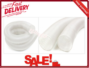 Dust Extractor Hose Clear Universal 4 X 10 Inch Woodworking Collector New