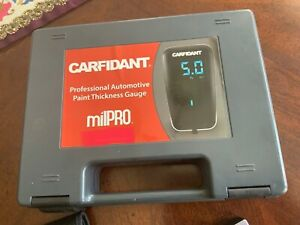 Paint Thickness Gauge Carfidant Milpro Professional Automotive Paint Meter