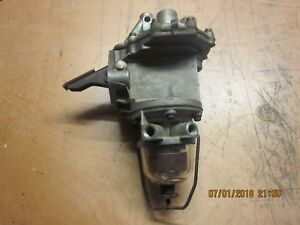 1952 54 Ford Car Truck 6 Cylinder Fuel Pump