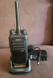 Hytera Pd502iu1 Uhf 403 470 Mhz Digital Portable Radio Latest Firmware