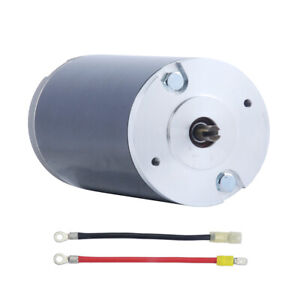 New Motor Fits Snow ex Spreaders 575 1075 Curtis Sno pro 2000 300 400 9711630062