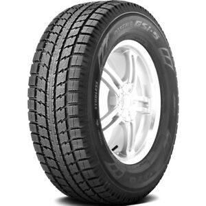 4 New Toyo Observe Gsi 5 235 75r15 105t studless Winter Tires