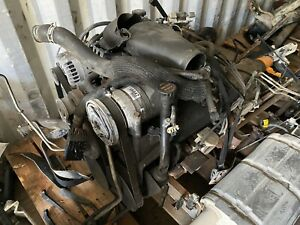 Used 4 3l Engine With 4l60e Transmission See Description