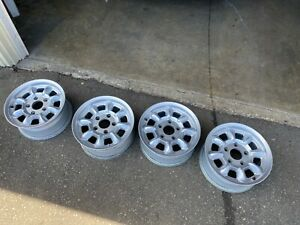 Porsche 911 356 Original Genuine Minilite 6 5 X 15 Wheels Rims