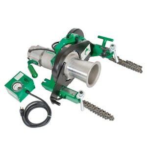 Greenlee 6001 Super Tugger Cable Puller Power Unit 6500 Lbs