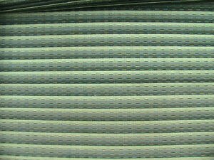 Nos Oem 1962 Chevrolet Bel Air Bubbletop Green Seat Fabric Upholstery