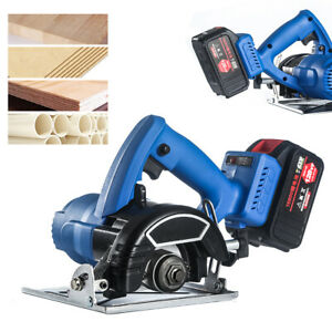 Industrial grade Electric Metal Wood Stone Tile Cutting Machine Voltage 20v Usa