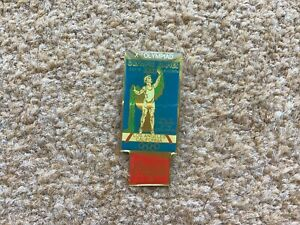 Los Angeles Olympic Games Coca Cola pin badge