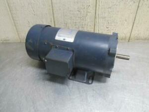 Leeson 108023 00 Permanent Magnet Dc Electric Motor 1750 Rpm 1 Hp 180v