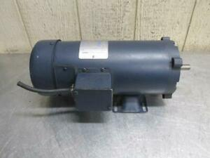 Leeson 108022 00 Permanent Magnet Dc Electric Motor 1750 Rpm 1 Hp 90v