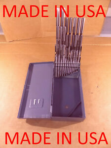 Cleveland C00964 29 Piece Hss Chucking Reamer Set Uncoated Made In The Usa
