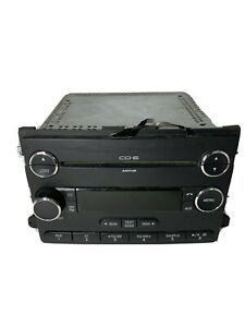 07 08 2007 2008 Ford F 150 Truck Stereo Am Fm Radio Cd Mp3 Aux Player Display