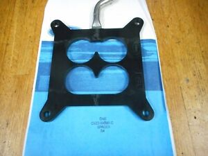 N0s 1969 1970 Ford Boss 302 Mustang Carburetor Spacer Plate