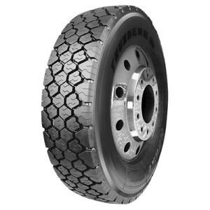 4 245 70r19 5 Thunderer Od432 135 133 M H 16 Ply Bsw Tires