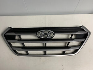 2016 2018 Hyundai Tucson Front Grille With Emblem Oem Used 86351d3000