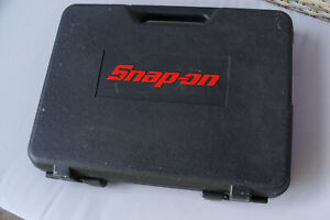 Snap On Cordless Power Screwdriver Ctsu561 Storage Case Only