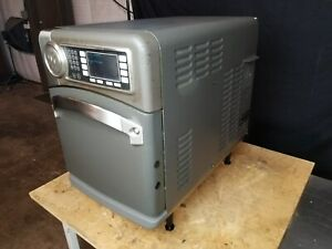 Turbochef Ngo Sota Rapid Cook Oven Video Demo Reconditioned
