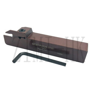 Mgehr2525 3 Cutting Depth 30mm Grooving Tool Holder Turning Tool For 3mm Mgmn300