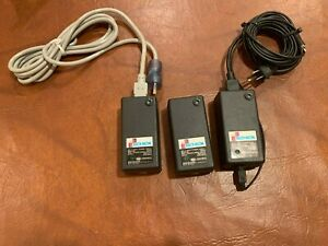 3 Schick Dental X ray Power Supply Ap5103 C 12v Ac Adapter Only