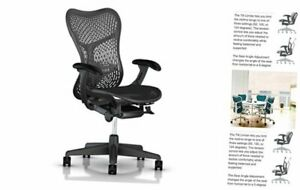 Herman Miller Mirra 2 Task Chair Tilt Limiter W seat Angle Adjustment Flexfro