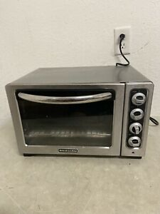 Kitchenaid Counter Top Oven Model Kc0234ccu