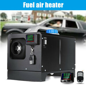 All In One 12v 8kw Diesels Fuel Air Heater Car Vehicles Parking Heater 8000w